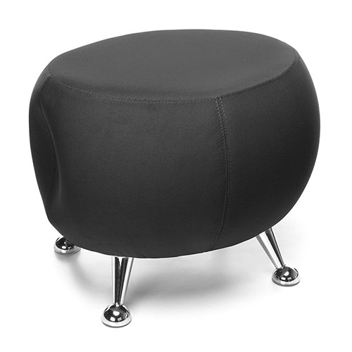 Jupiter Series Stool 2327 Black Side