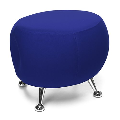 OFM Jupiter Series Stool 2336 Blue Side