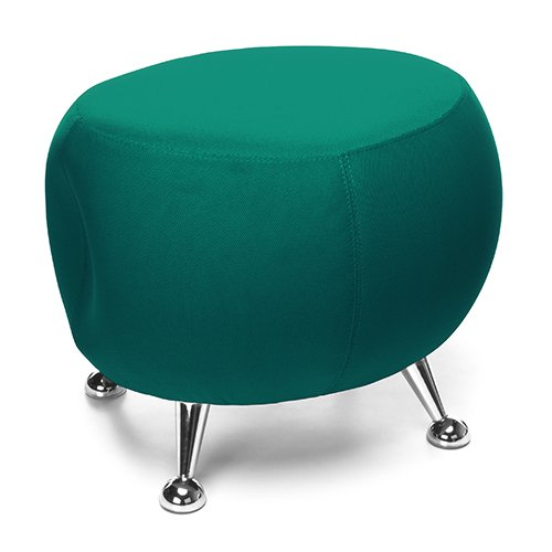 OFM Jupiter Series Stool 2331 Green Side