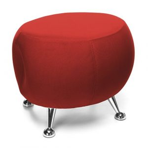 Jupiter Series Stool 2312 Red Side
