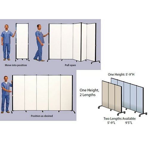 HealthFlex Privacy Screens Options