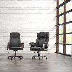 ORO Series Executive Chairs Black