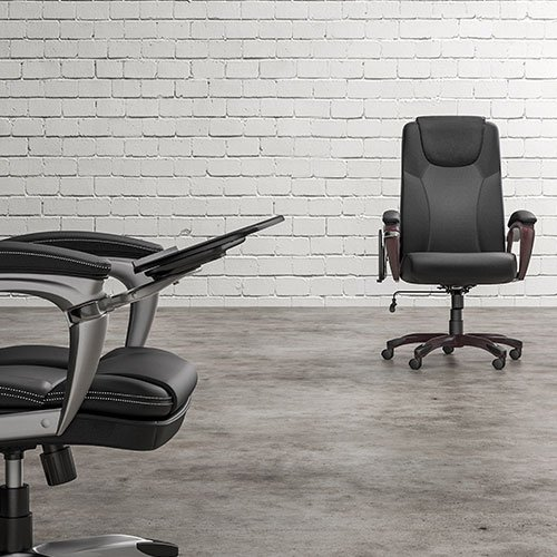 ORO Series Executive Chairs Close Up