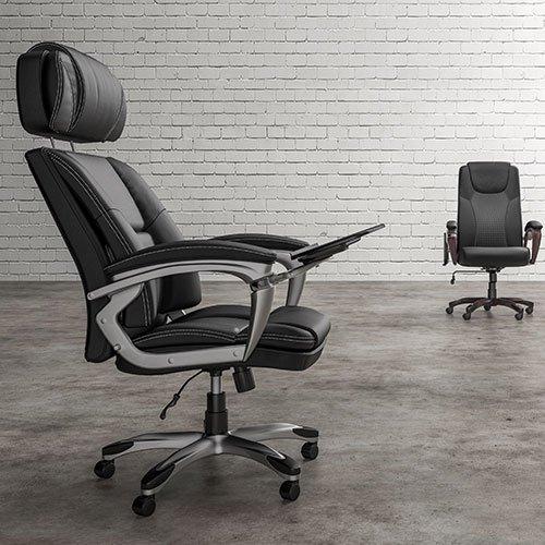 ORO100 ORO Series Executive Chairs Tablet Arm Black