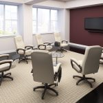 ORO300 ORO Series Executive Chairs Conference Room