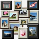 Photos Framed Montage