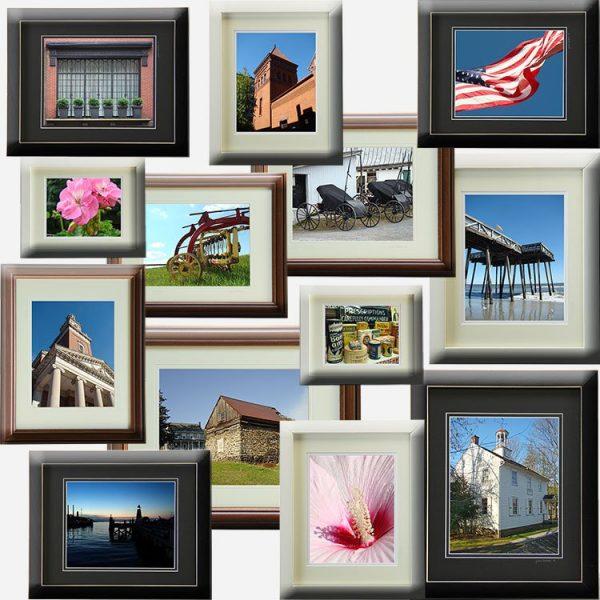 Photos Framed Montage