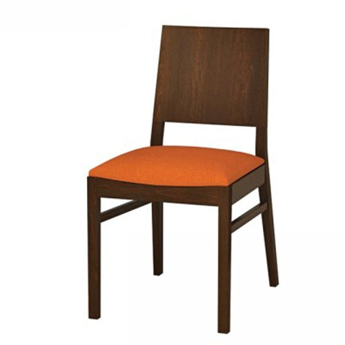 Chloe Chairs – Side Chair Wood Back