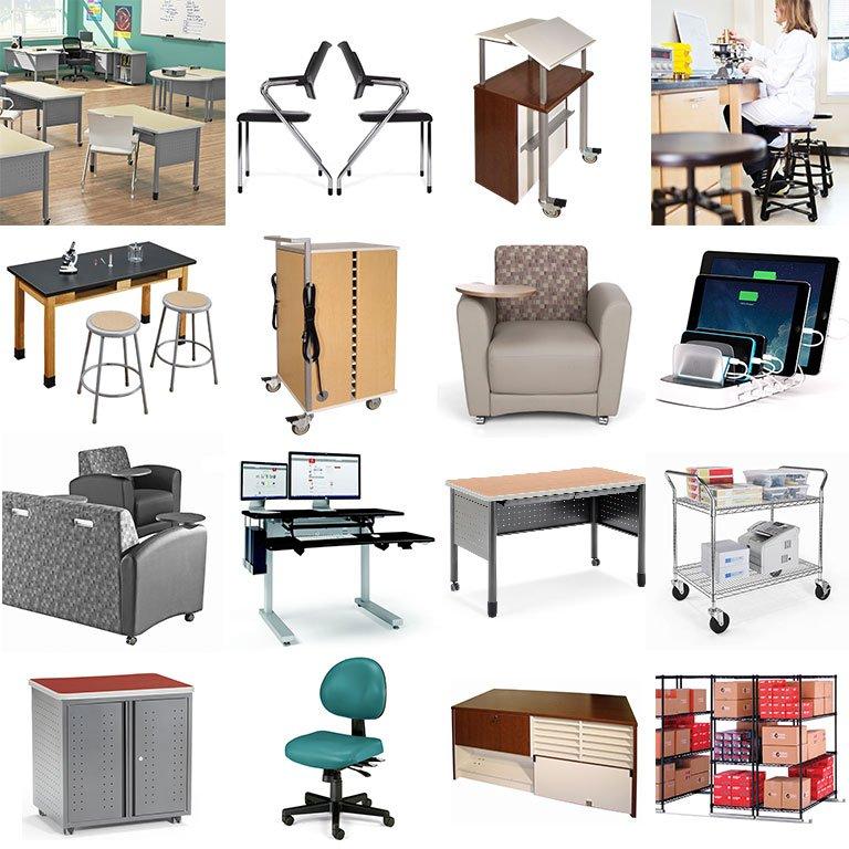 Stem Classroom: STEM Classroom Furniture