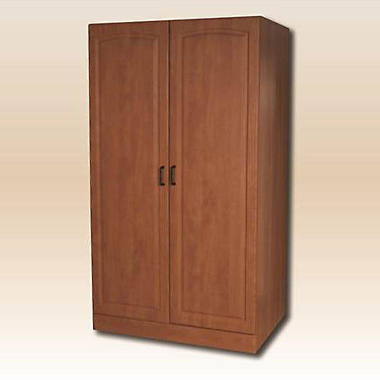 Sedona Wardrobe 2 Door Traditional