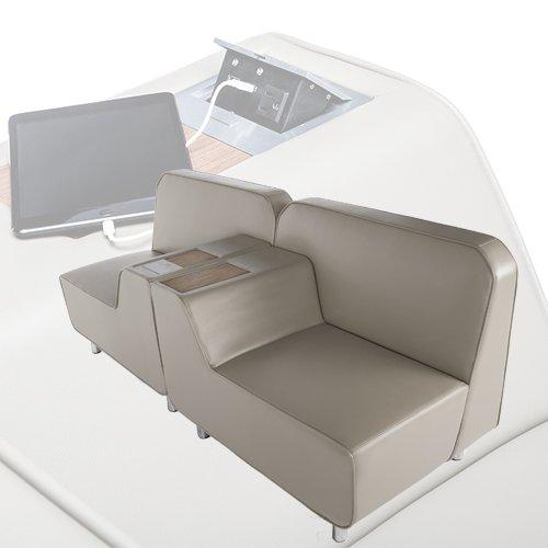 Serenity Series Lounge Seating Modular