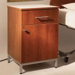 Siena Healthcare Bedside Cabinets White Top