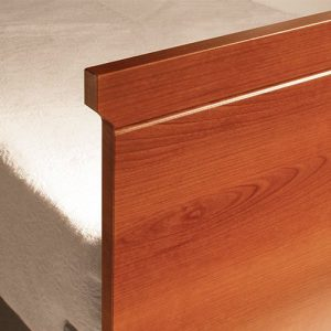Siena Collection Headboard & Footboard Detail Flat Top