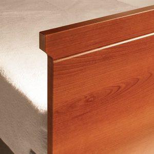 Siena Collection Headboard & Footboard Detail Flat Top