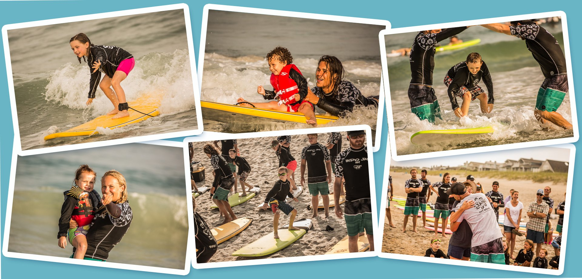Indojax Surfing Camp Photos Album