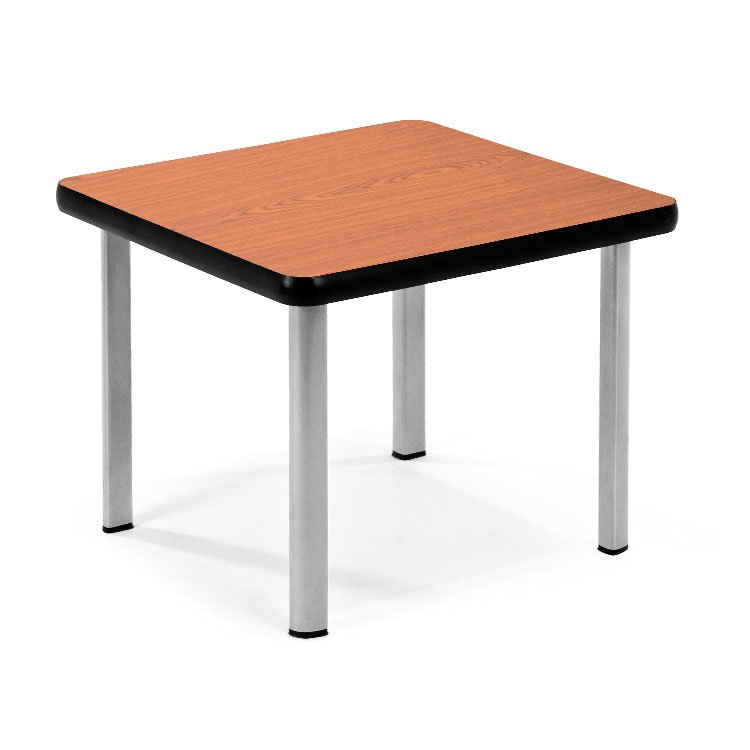 Post Leg Base Lounge Tables End ET2020 Cherry