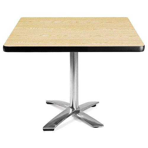 Folding Top Square Nesting Tables FT42SQ Oak