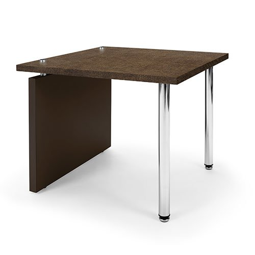 Profile Series Lounge Tables - Side Table Brown 2016