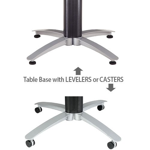 MultiPurpose Tables Levelers Casters