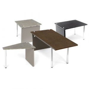 Profile Series Lounge Tables 2010, 2012, 2014, 2016