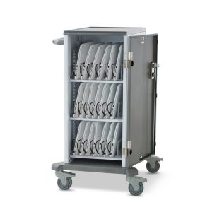 Charging Cart for ChromeBooks Open Full