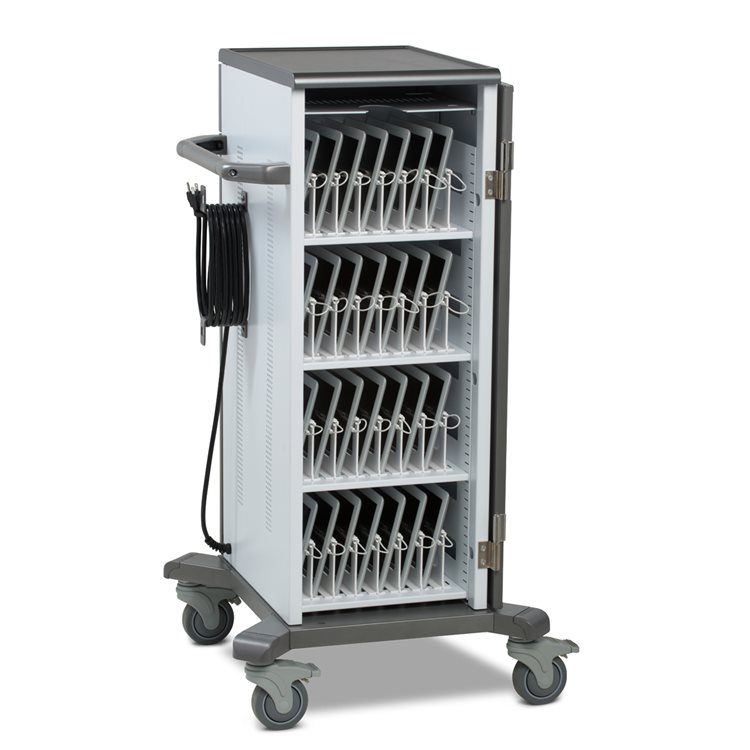 Tablet Charging Cart Up To 40 Devices Yestabgmpw4 Ipads
