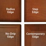 Sedona Patient Room Collection Edge Profiles