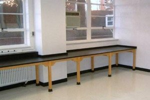 Science Tables Custom Fit